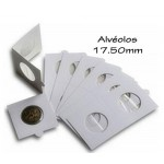 Alvéolos Autocolantes 17.50mm Hartberger