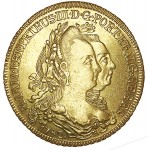 D. Maria I e D. Pedro III Peça 1782 Rio de Janeiro