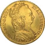 D. Maria I Peça (6400 Réis) de 1803 R