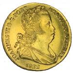 D. João VI Peça (6400 Réis) 1822