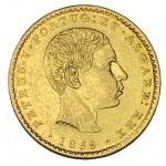 D. Pedro V 2000 Réis 1859