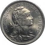 Portugal 50 Centavos  de 1930