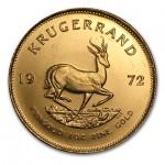 África do Sul Krugerrand ouro 1972