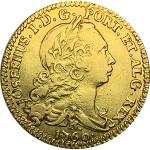 D. JOSÉ I 1/2 PEÇA (3200 RÉIS) 1760 R
