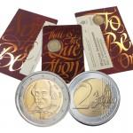 São Marino 2€ 400º Aniversário da morte de William Shakespeare 2016