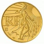 França 100€ 2008 OURO