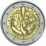 Vaticano 2€ 2011 - Jornadas da Juventude
