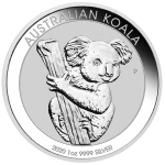 Austrália 1 Dollar Koala 2020 - 1oz