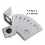 Alvéolos Autocolantes 27.50mm Hartberger