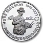 Portugal 2,50€ Pintor José Malhoa Proof 2012