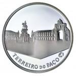 Portugal 2,5€ Terreiro do Paço Proof 2010