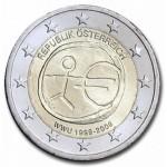 Áustria 2€ E.M.U. 2009