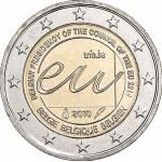 Bélgica 2€ P.U.E. 2010