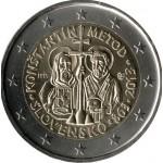Eslováquia 2€ Konstain e Metod 2013