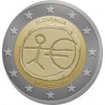 Eslovénia 2€ E.M.U. 2009