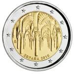 Espanha 2€ Cordoba 2010