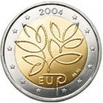 Finlândia 2€ Alargamento da U.E.M. 2004