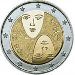 Finlândia 2€ 100º Sufrágio Universal 2006
