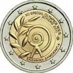 Grécia 2€ Jogos Olimpicos Especiais 2011
