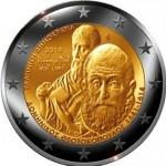Grécia 2€ 400º Aniv. da morte de Domenikos Theotokopoulos 2014