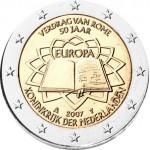 Holanda 2€ Tratado de Roma 2007