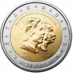 Luxemburgo 2€ Adolphe 2005