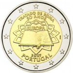 Portugal 2€ Tratado de Roma 2007