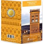 Espanha 2€ Arquitetura Mudéjar de Aragon 2020 Proof