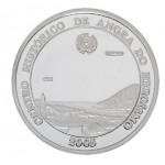 Portugal 5€ 2005 - Angra do Heroísmo Prata Proof