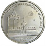 Portugal 5€  Centro Histórico de Évora 2004