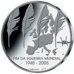 Portugal 8€ Fim 2ª Guerra Mundial 2005