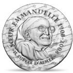 França 10€ Irmã Emanuelle 2020