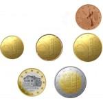 Andorra Série Corrente 2014 - Desde 2€ até 0,05€