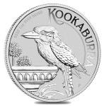 Austrália 1 Dollar Kookaburra 2022 1oz. Prata