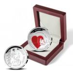 Bélgica 5€ Aniversário do 1º Transplante cardiaco 2017