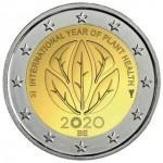 Belgica 2€ saúde das Planta 2020