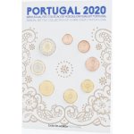 Portugal Set FDC 2020