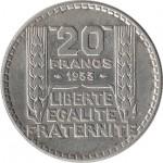 França 20 Francos 1933
