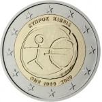 Chipre 2€ E.M.U. 2009
