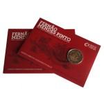 Portugal 2€ Fernão Mendes Pinto Proof 2011