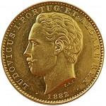 D. Luís 10.000 Réis (Coroa) de 1882