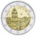 Lituânia 2€ Vilnius 2017