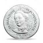 França 10€ Marquesa de Pompadour 2017