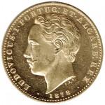 D. Luís 10.000 Réis (Coroa) de 1878