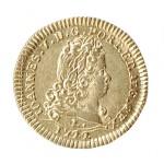 D. João V Meio Escudo (800 Réis) de 1722