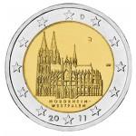 Alemanha 2€ Kolner Dom 2011