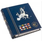 Álbum Vista para Euros c/ Contra Capa