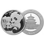 China 10 Yuan Panda 2019