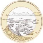 Finlândia 5€ Archipelago Sea 2018