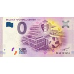Nota 0€ Belgian Football Center 2018 - 1
